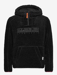 TEIDE 3 - wełniane kurtki - black