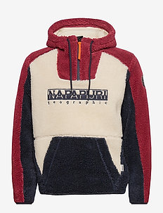TEIDE 3 - wełniane kurtki - navy