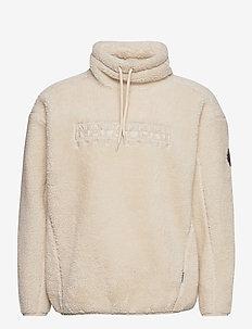 TEIDE T - basic sweatshirts - whitecap gray