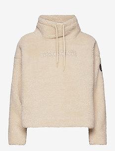 TEIDE T W - sweatshirts - whitecap gray