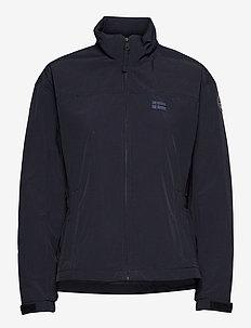 SHELTER W 4 - vestes legères - blue marine