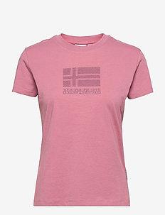 SEOLL - t-shirts - mesa rose