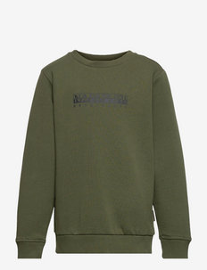 K B-BOX C - sweatshirts - green depths