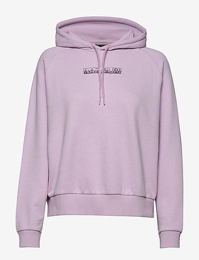 BIONE H - hoodies - petal pink