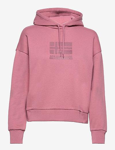 BEOL H - sweatshirts en hoodies - mesa rose