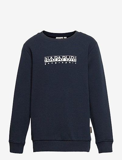 K B-BOX C - sweatshirts - blue marine