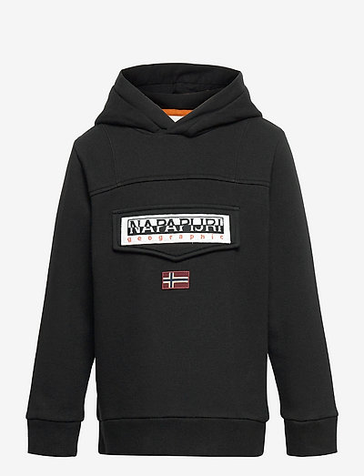 K BURGEE W 1 - hoodies - black