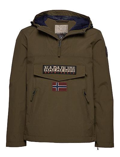 Rainforest S Pkt 1 Outerwear Jackets Anoraks Grün NAPAPIJRI