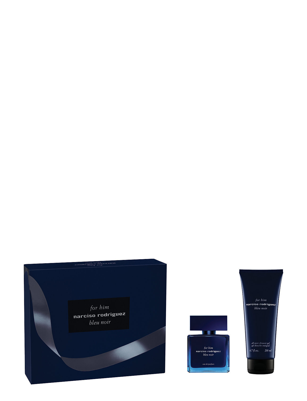 Image of For Him Bleu Noiredp 50/Sg 200ml Beauty MEN ALL SETS Narciso Rodriguez (3085510567)