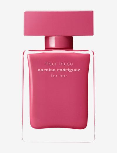 FOR HER FLEUR MUSC EAU DE PARFUM - parfyme - no color