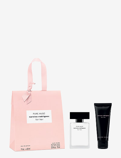 FOR HER EDP 30/BODY LOTION 75ML - parfymesett - no color