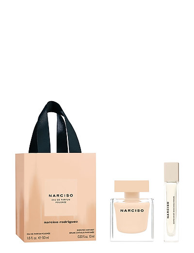 NARCISO POUDREE EDP50ML/HAIRMIST 10ML - NO COLOR