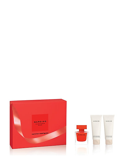NARCISO ROUGE EDP50/BODY LOTION75/SHOWER C.75ML - NO COLOR