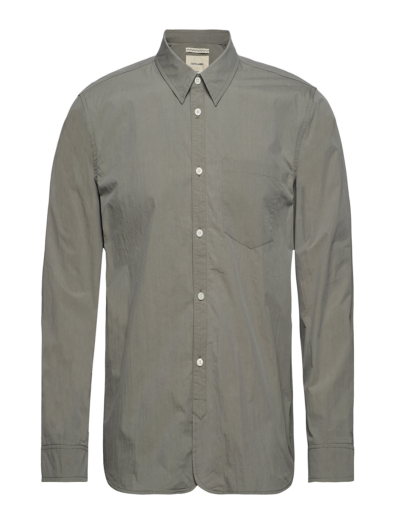 Image of Paper Shirt Skjorte Business Grøn Native North (3134854979)