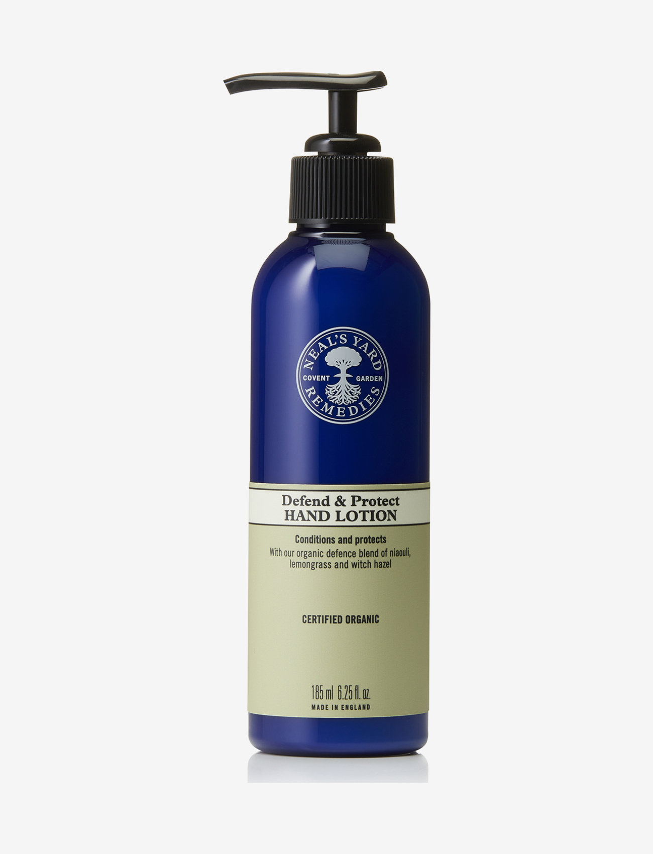 Neal's Yard Remedies - Defend and Protect Hand Lotion - handkräm & fotkräm - no colour - 0
