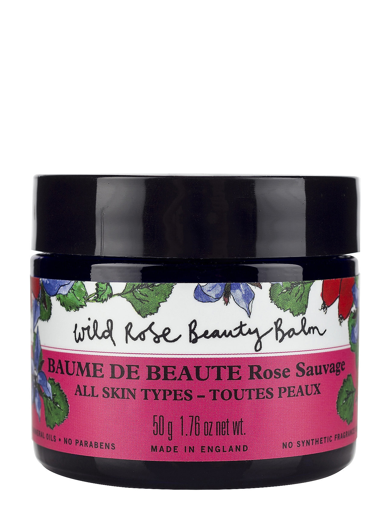 Image of Wild Rose Beauty Balm Beauty WOMEN Skin Care Face Day Creams Nude Neal's Yard Remedies (3408639921)