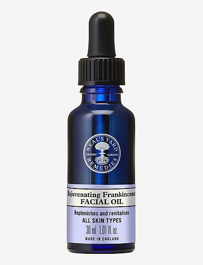 Rejuvenating Frankincense Facial Oil - ansiktsolja - no colour