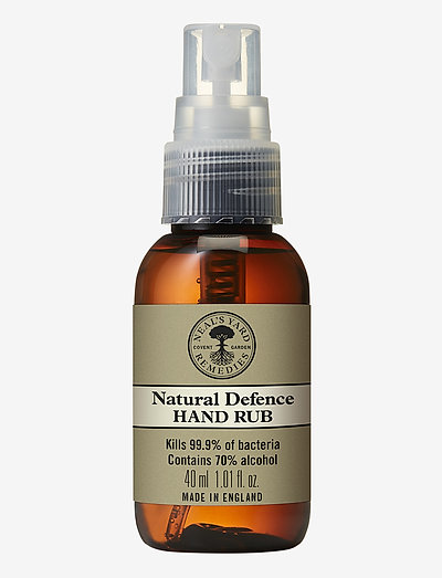 Natural  Defence Hand Spray, 40ml - kroppsvård - clear