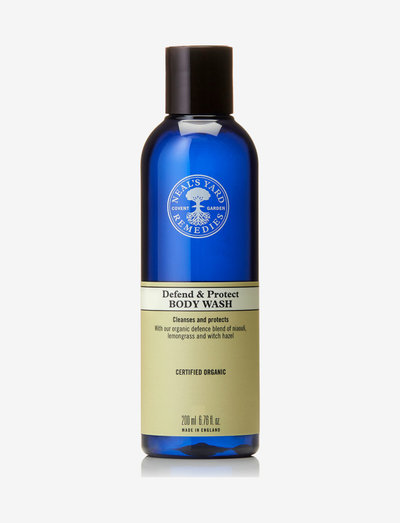 Natural Defence Body Wash - bad & dusch - no colour