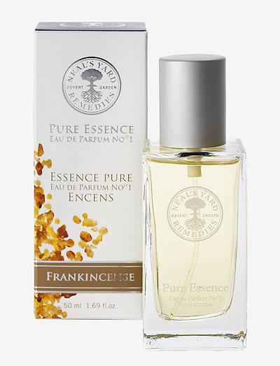 Pure Essence Eau de Parfum No.1 Frankincense - hajuvesi - no colour