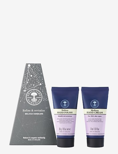 Refine & Revitalise Melissa Hand care - bath & body sæt - no colour