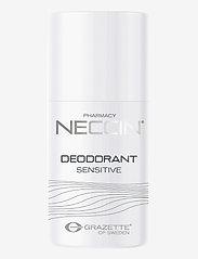 Neccin - Neccin Deodorant Sensitive - deo roll-on - clear - 0