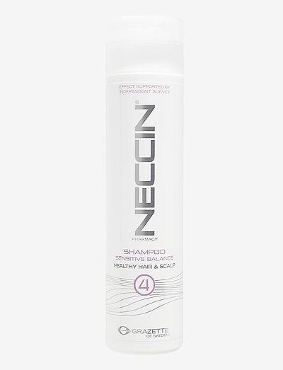 Neccin 4 Sensitive Balance - shampoo - clear