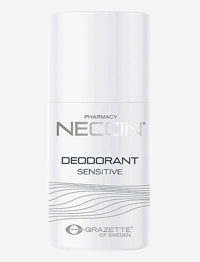 Neccin Deodorant Sensitive - deo roll-on - clear