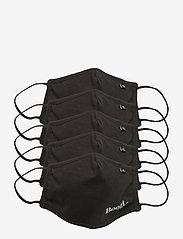 Neutral - Face Cover Boozt x Neutral® - gezicht maskers - black/dark heather - 0