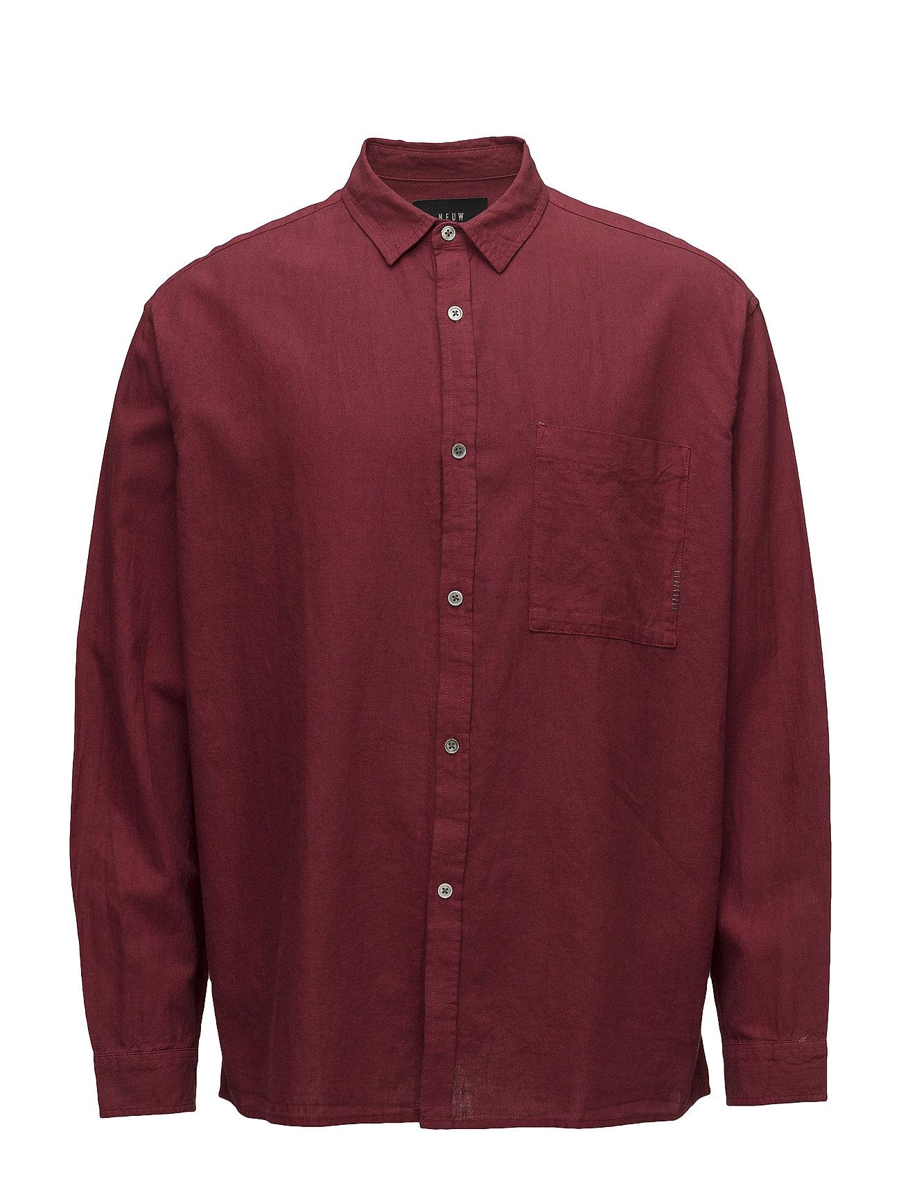 Relaxed L/S Shirt - NEUW