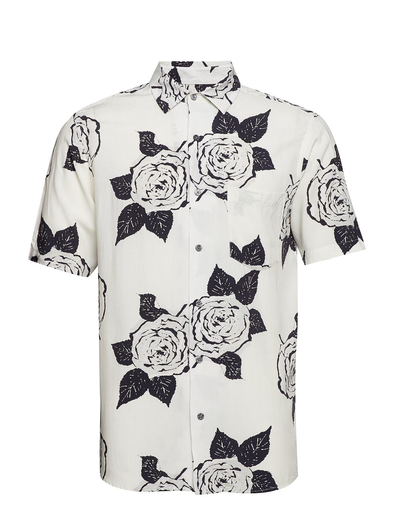 NEUW Rose S/S Shirt - WHITE
