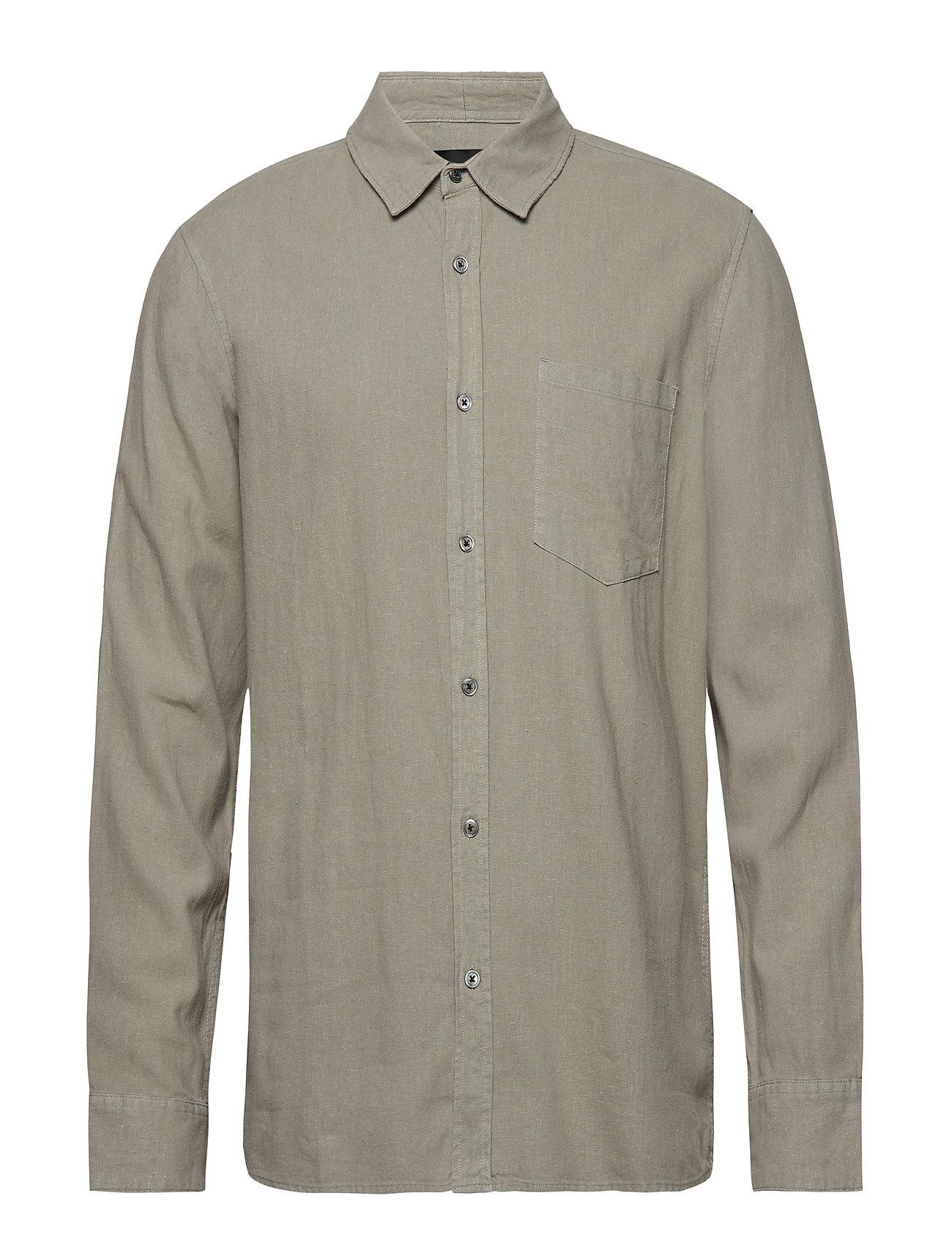 NEUW Waits Shirt - SAGE