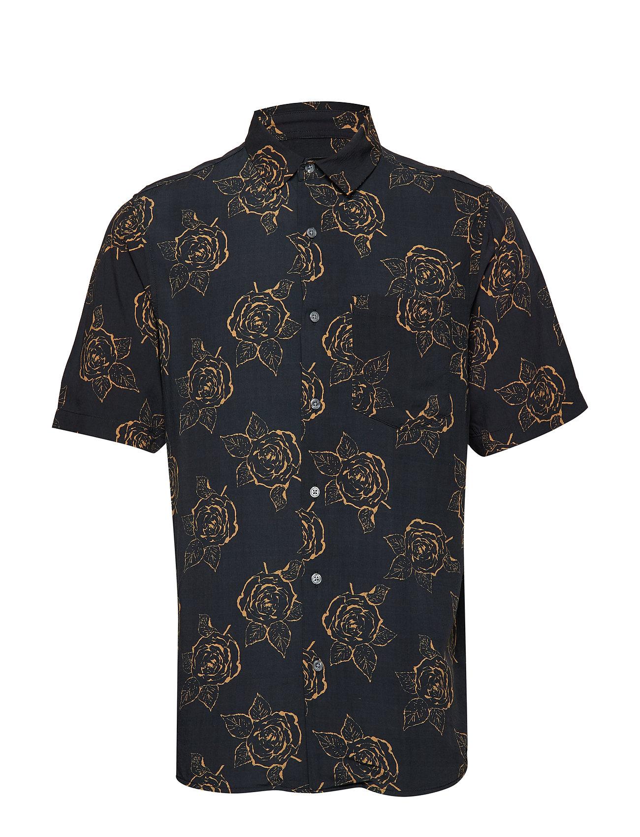 NEUW Rose S/S Shirt - BLACK