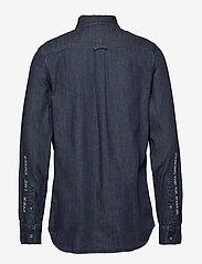 NEUW - Waits Denim BR Shirt - farkkupaidat - zero dark - 1