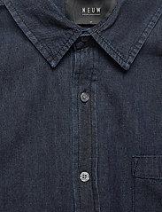 NEUW - Waits Denim BR Shirt - farkkupaidat - zero dark - 2