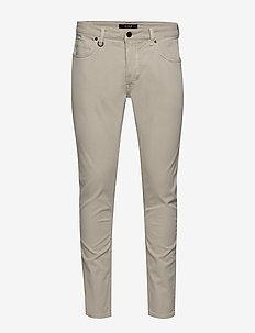 Lou Slim - slim jeans - sandstone