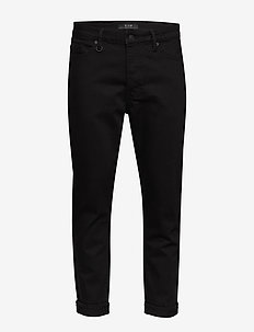 STUDIO RELAXED - relaxed jeans - foreveblk