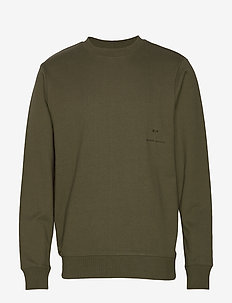 EQUALISE CREW - sweatshirts - military