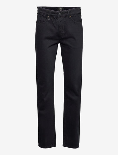 RAY STRAIGHT - regular jeans - reverent black