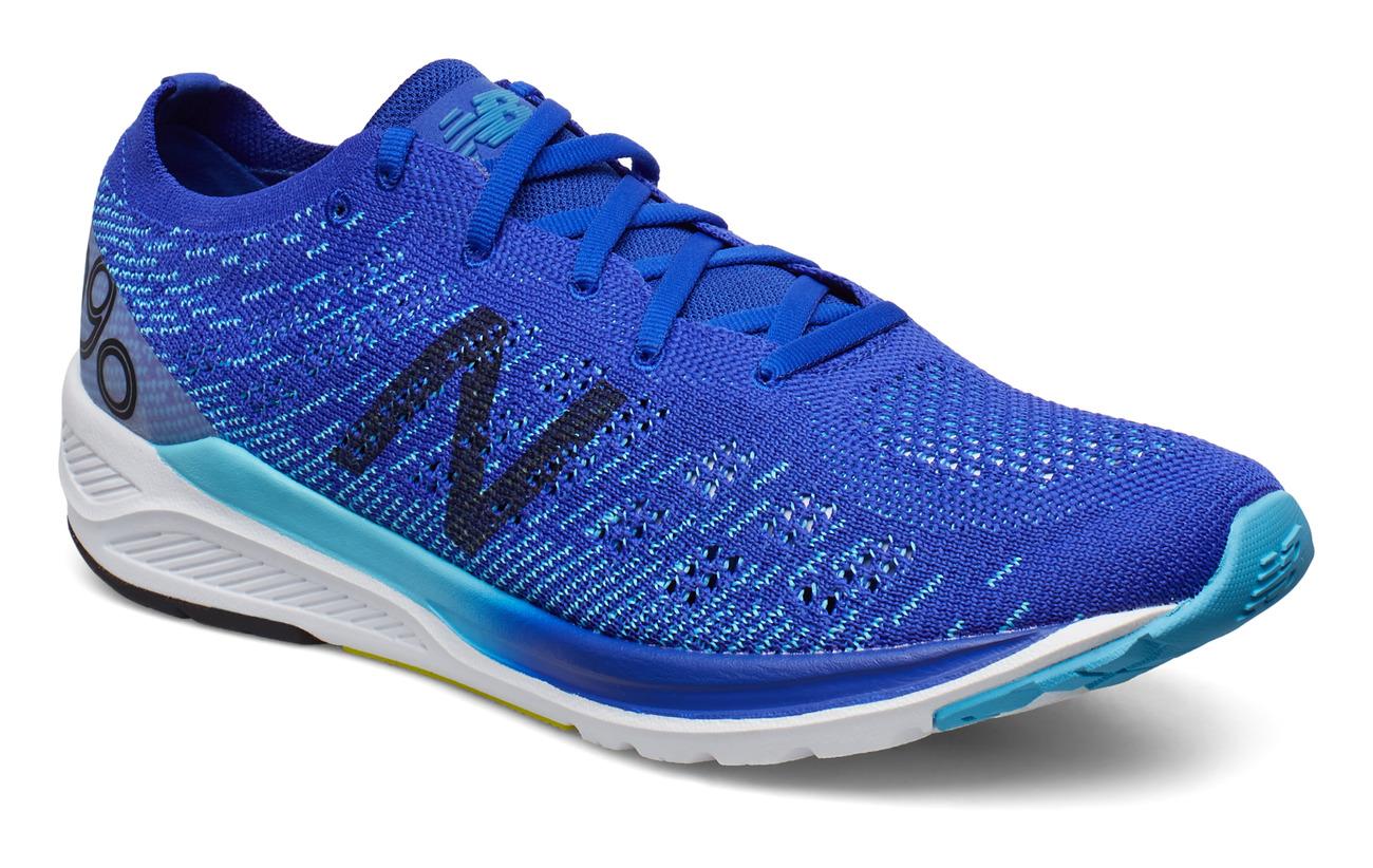 New Balance M890BB7 - UV BLUE