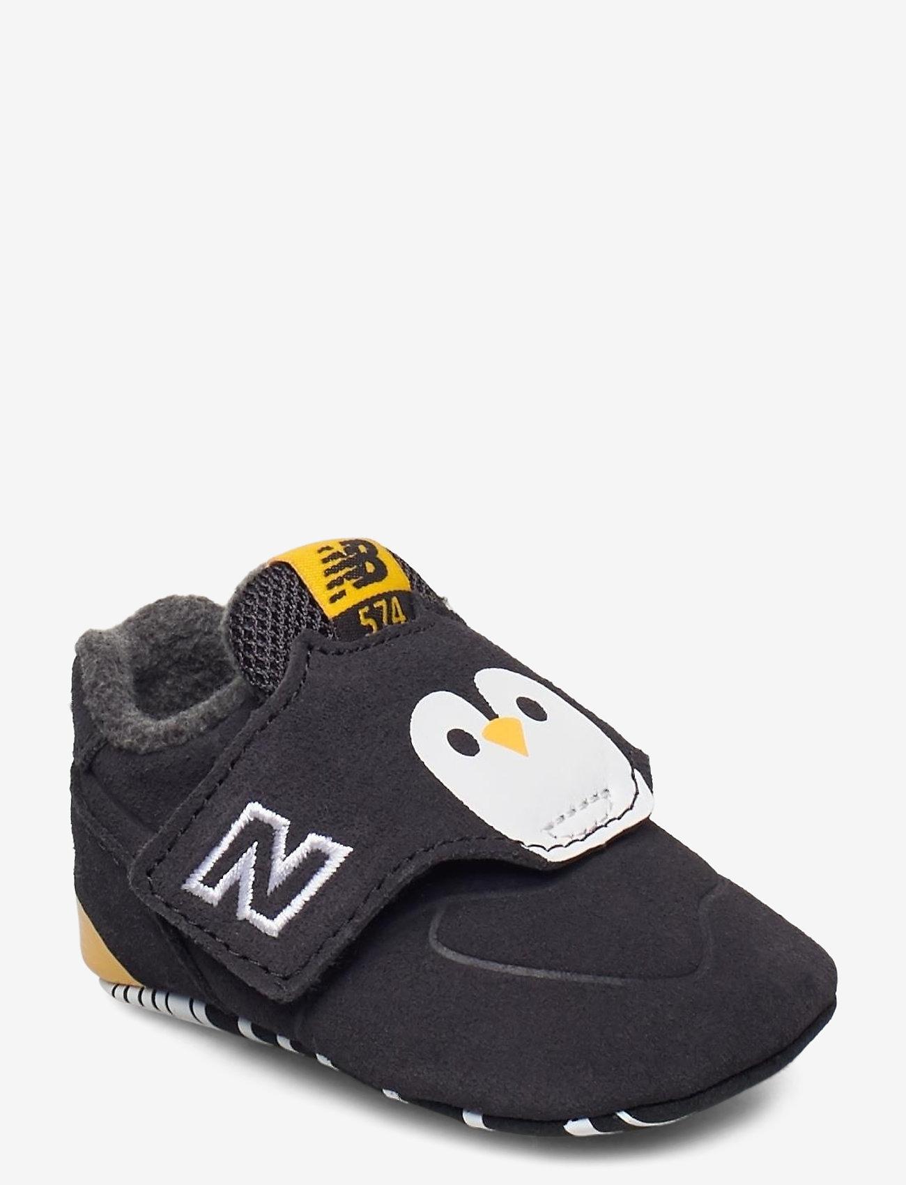 New Balance - CV574AQP - chaussons pour bébés - black/yellow - 0