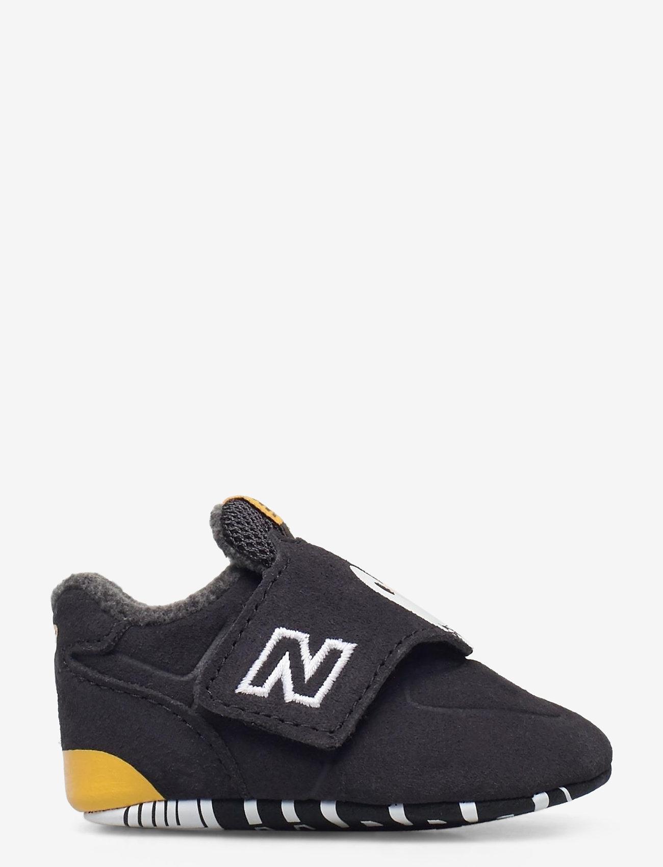 New Balance - CV574AQP - chaussons pour bébés - black/yellow - 1