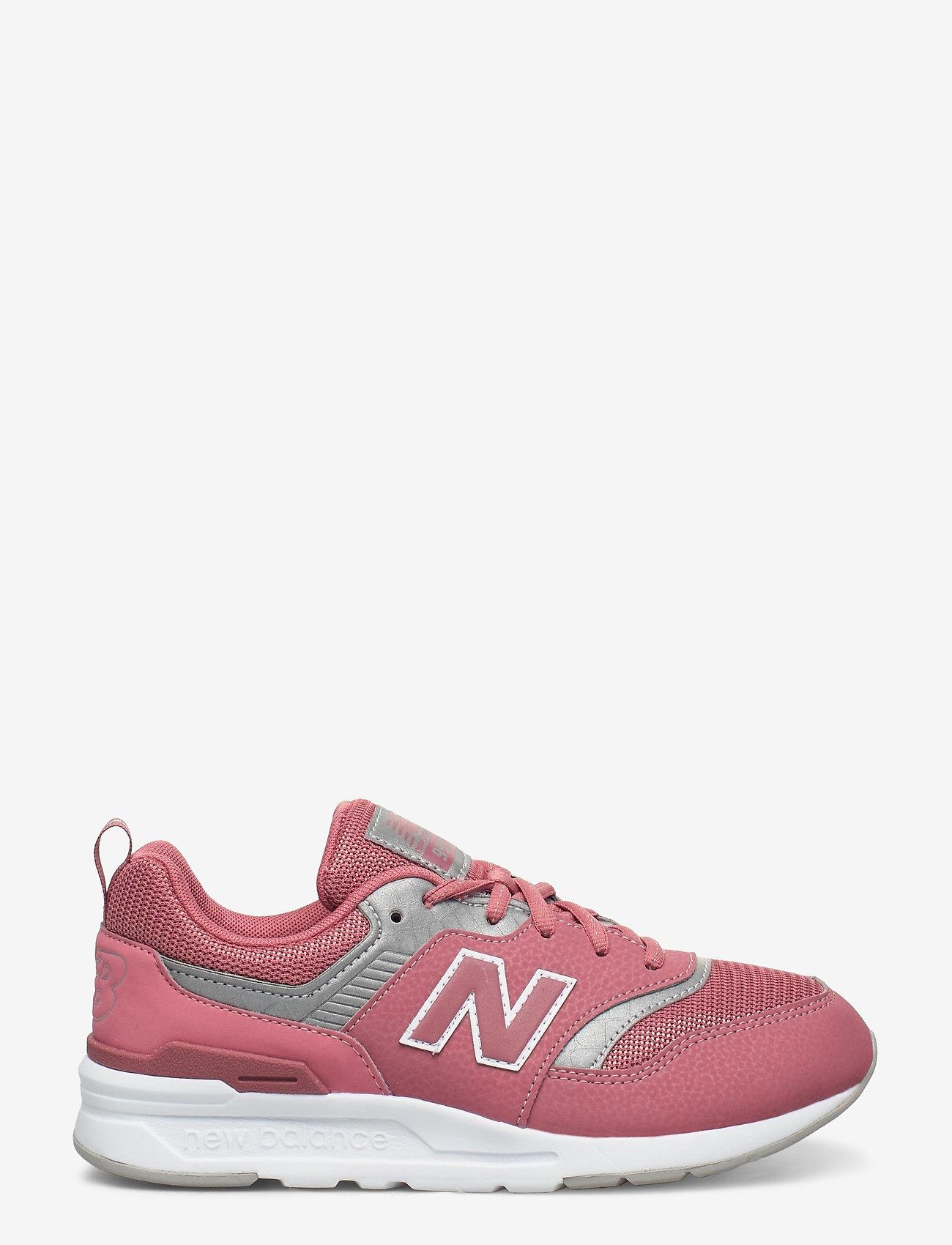 New Balance - GR997HFH - baskets basses - pink - 1