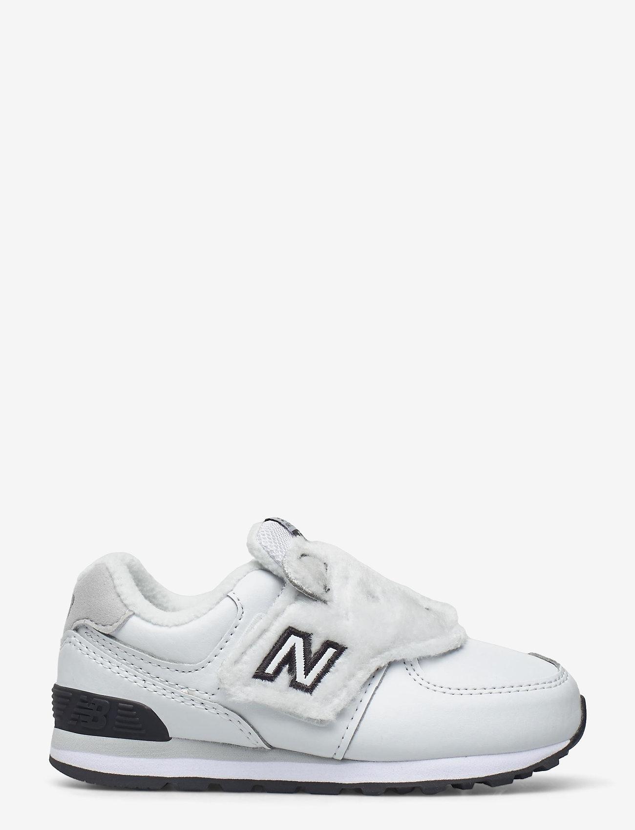 New Balance - IV574AQB - baskets basses - off white - 1