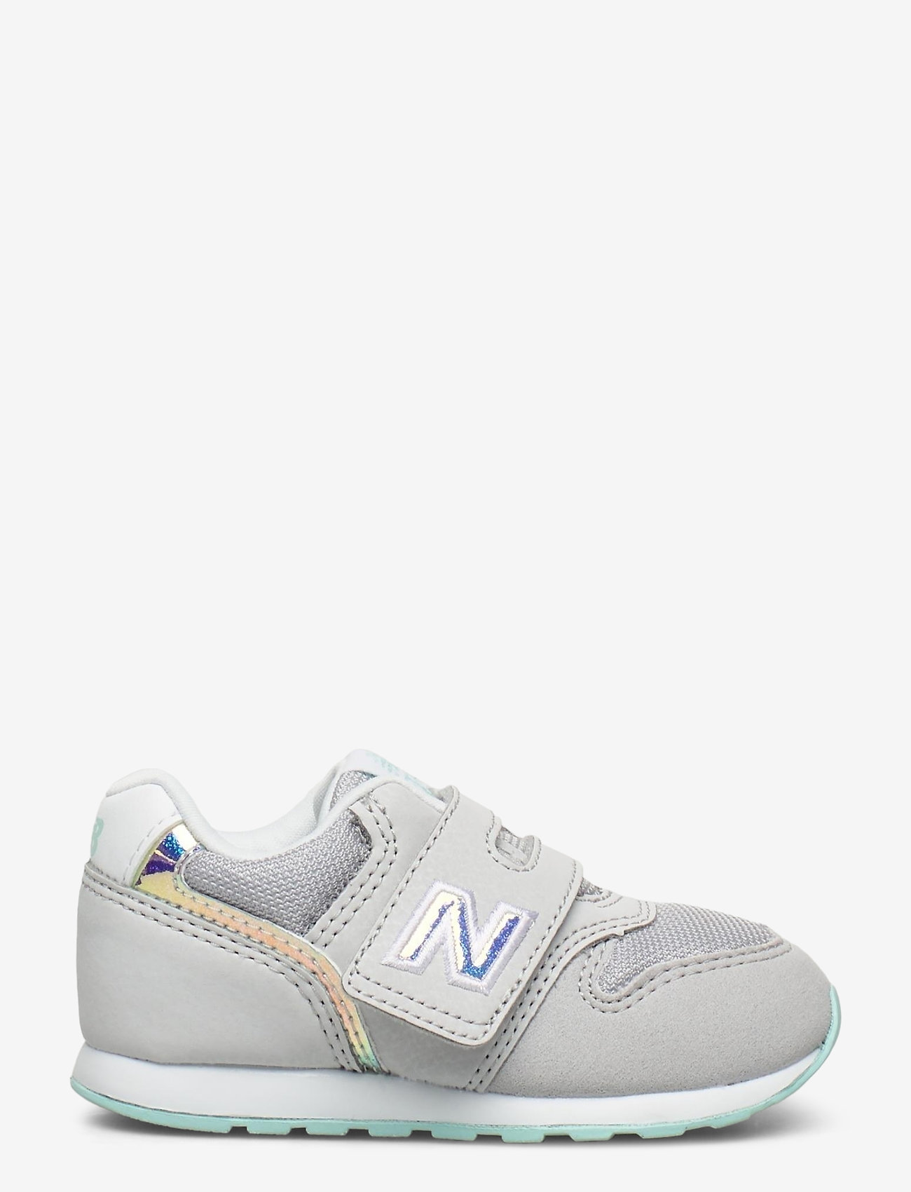 New Balance - IZ996HGY - baskets basses - grey - 1