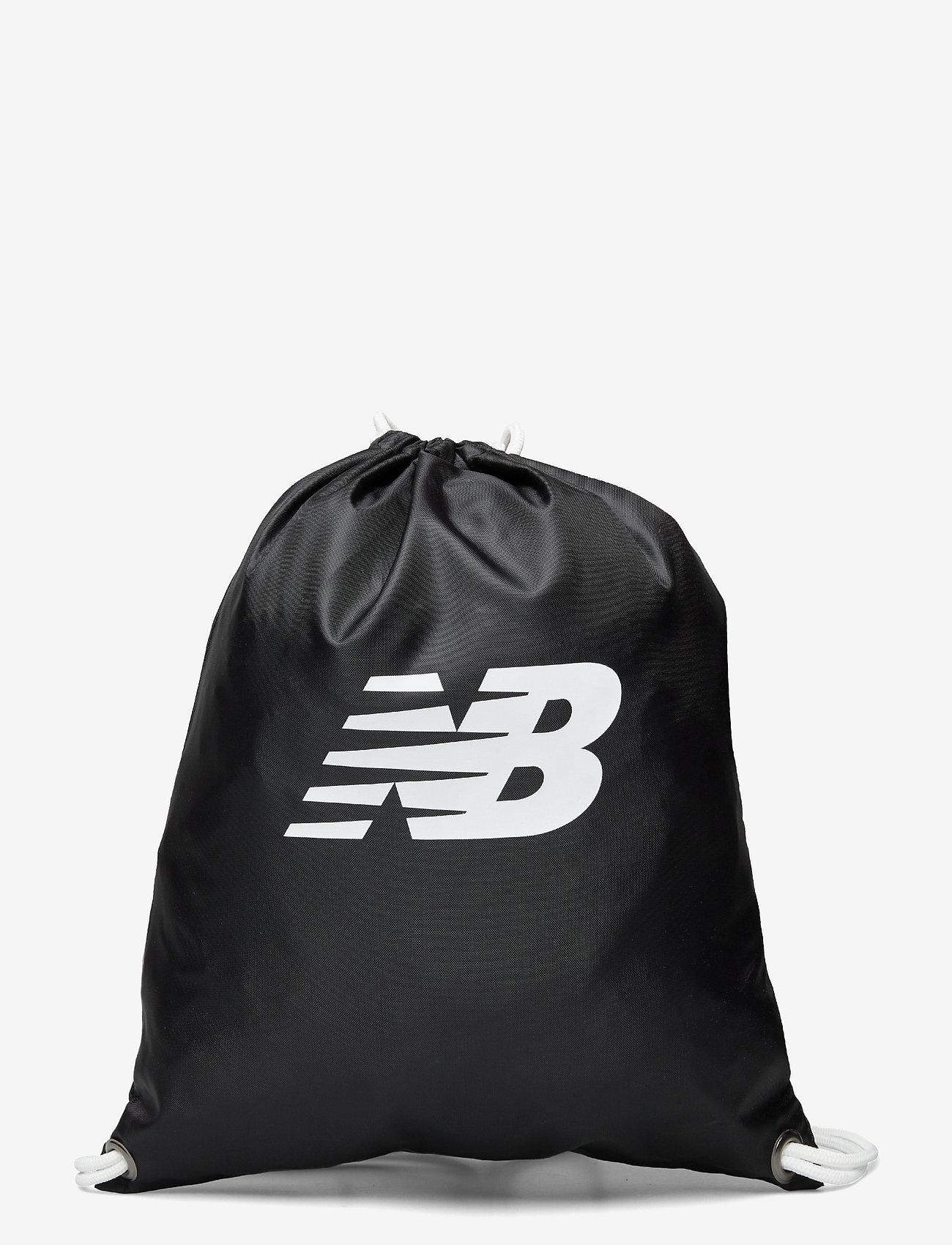 New Balance - CORE CINCH SACK - træningstasker - black - 0