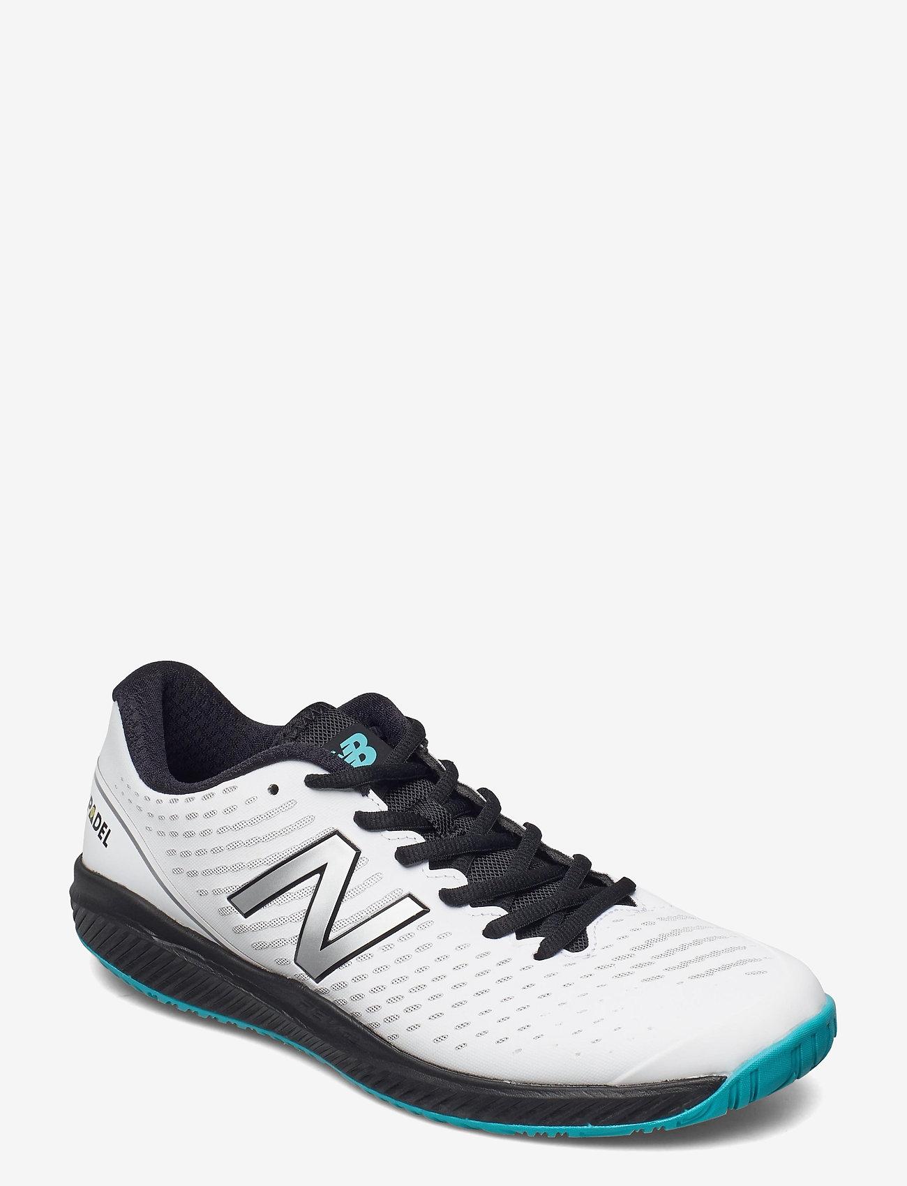 New Balance - MCH796PH - ketsjersportsko - white/black - 0