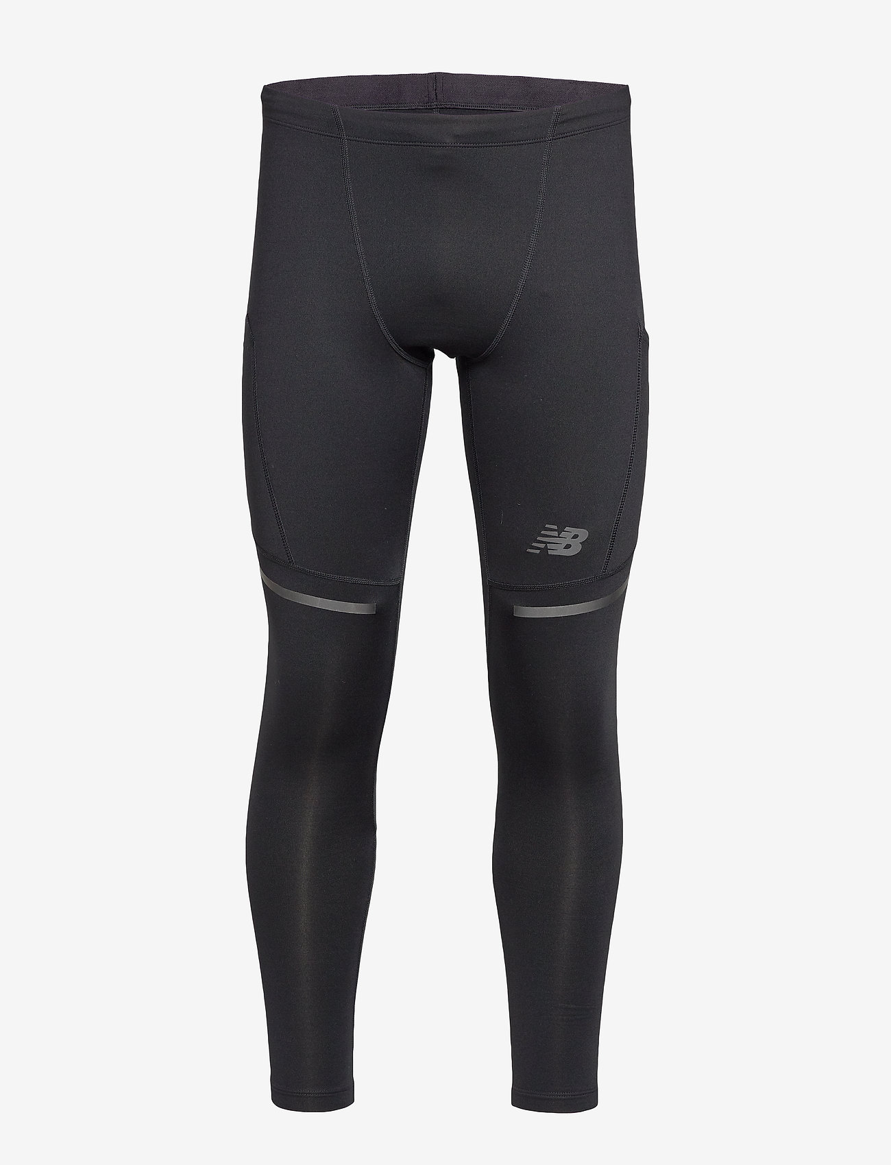 New Balance - IMPACT RUN HEAT TIGHT - running & training tights - black - 0