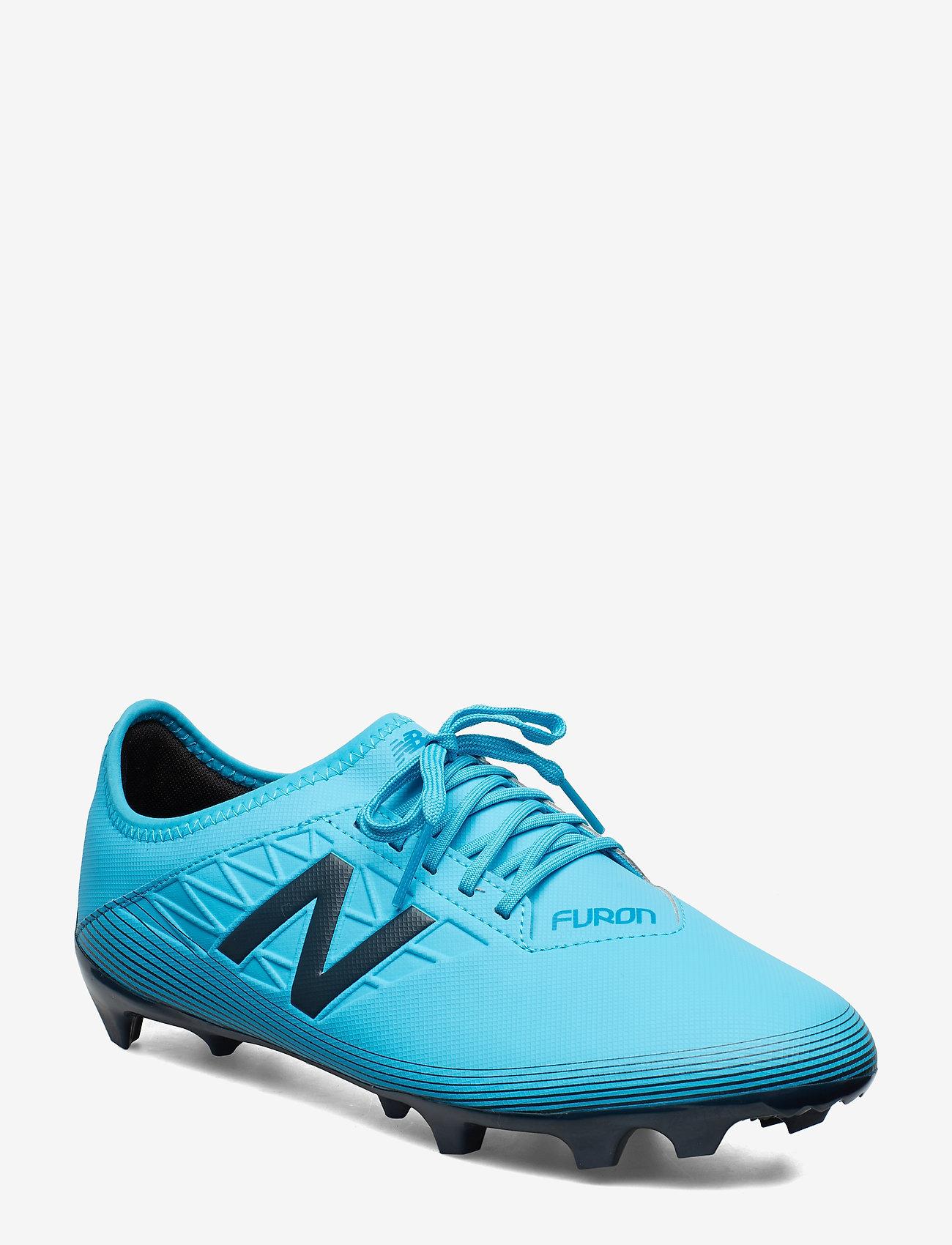 New Balance - Furon v5 Dispatch FG - football shoes - bayside