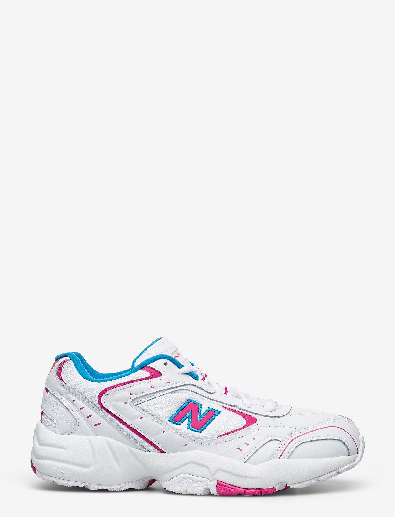 New Balance - MX452SC - laag sneakers - white - 1